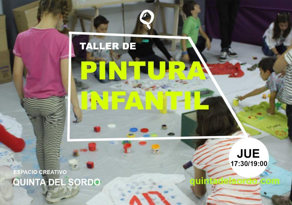 Taller_Pintura_niños_Quinta_del_sordo_2015_flyer